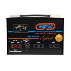 Стабилизатор напряжения Энергия Hybrid СНВТ 500 / Е0101-0041